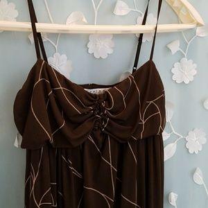 Lovely Brown Dress